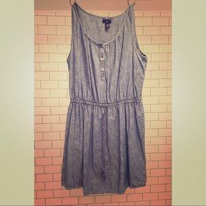 Gap XL Denim Style Casual Dress
